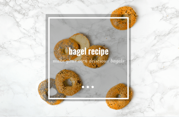 easy bagel recipe