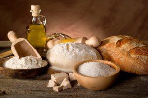 gebackenes Brot im Blog
